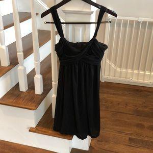Black BCBG Lycra Dress